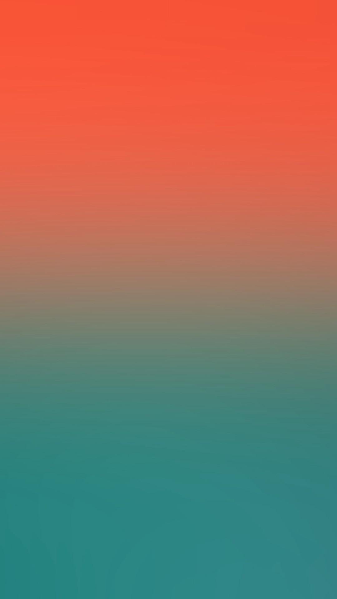 Japanese Art Red Green Gradation Blur iPhone 6 wallpaper