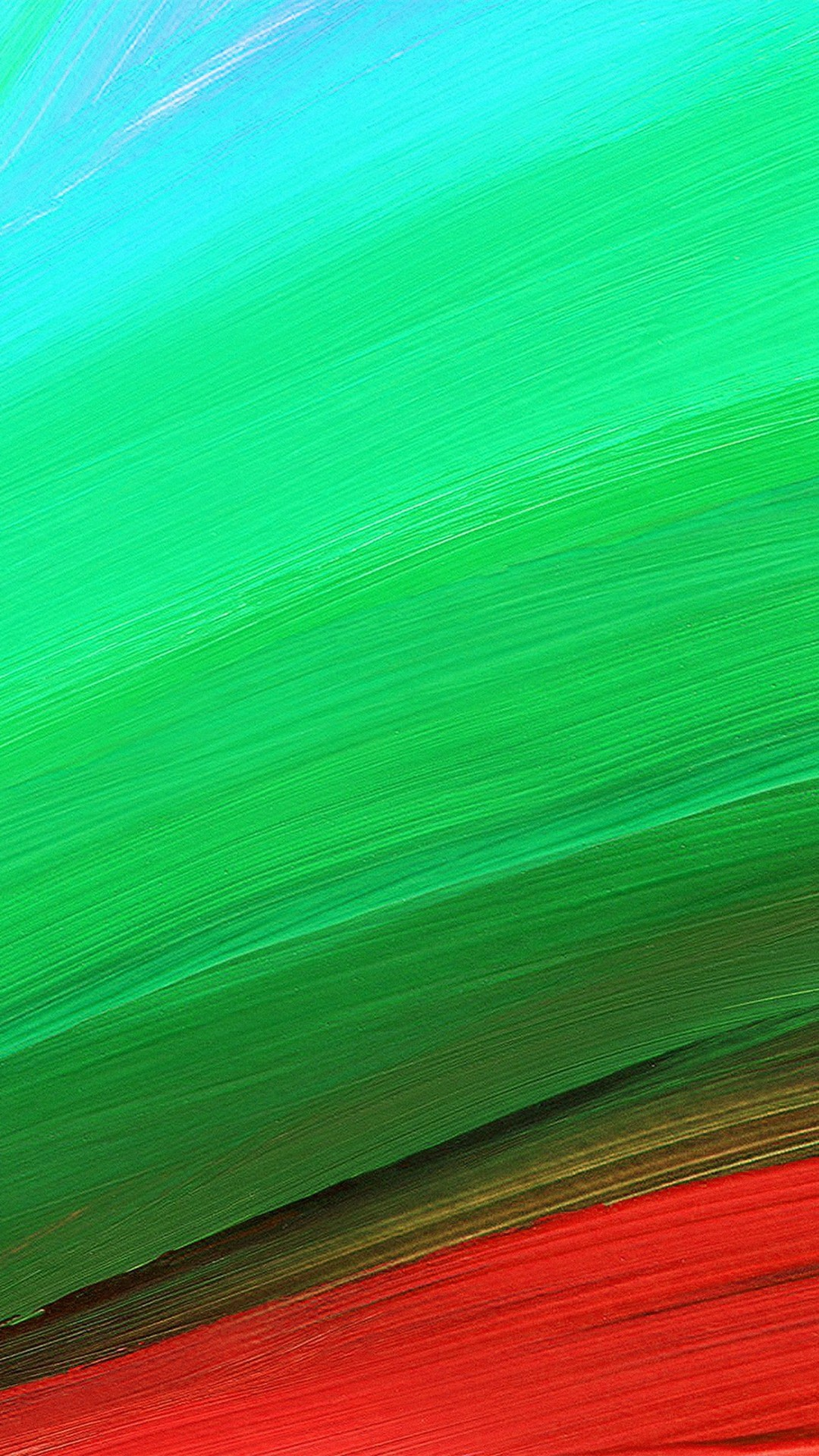 Rainbow Swirl Line Abstract Pattern Green Red #iPhone #7 #wallpaper