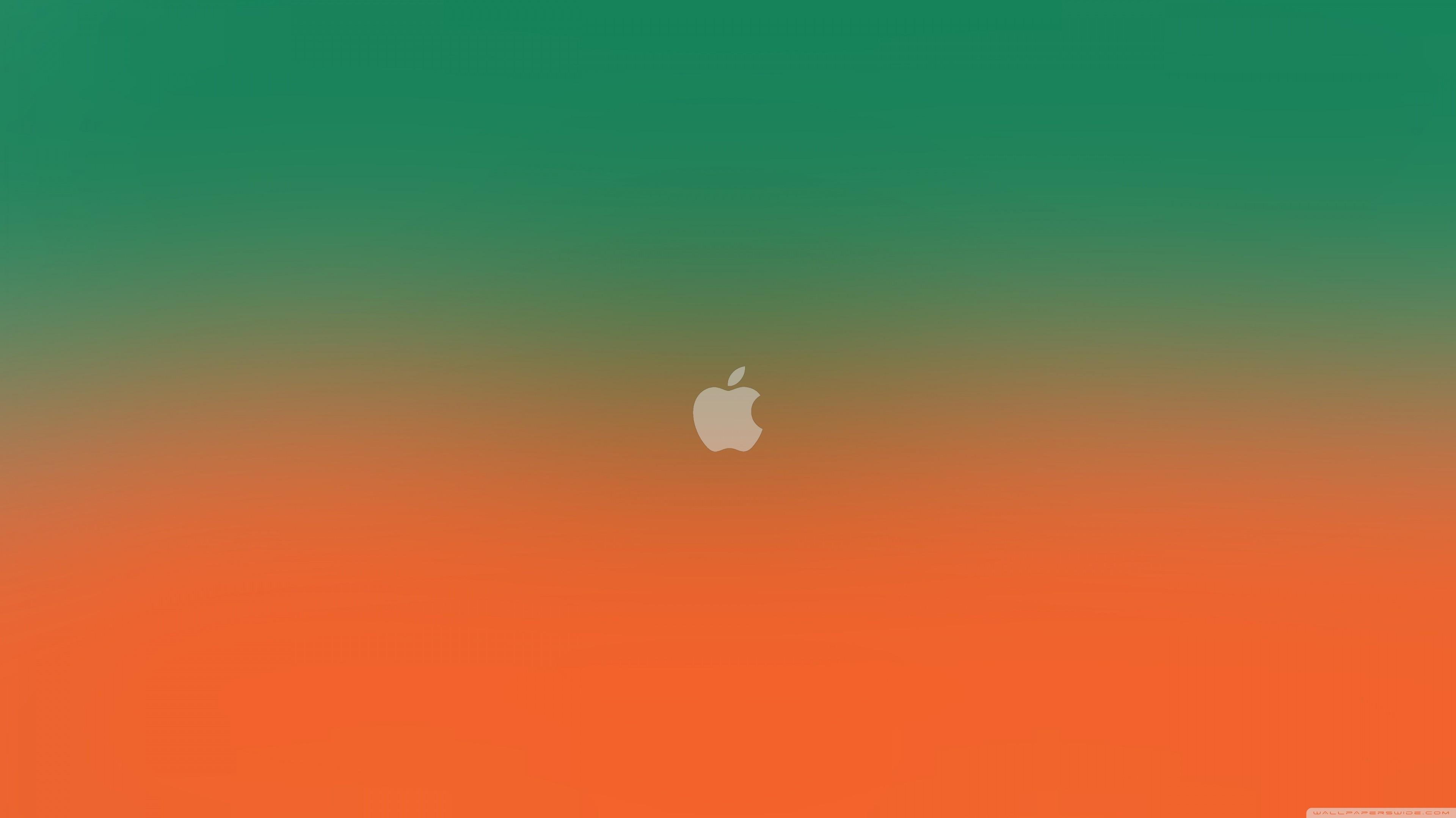 cool uhd with orange and green wallpaper