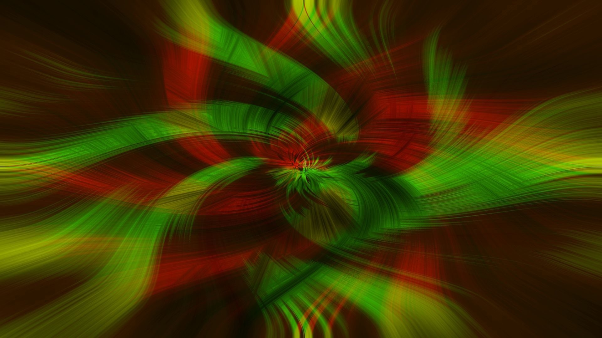 red and green shaped lines abstract hd wallpaper 1920×1080 11572. ««