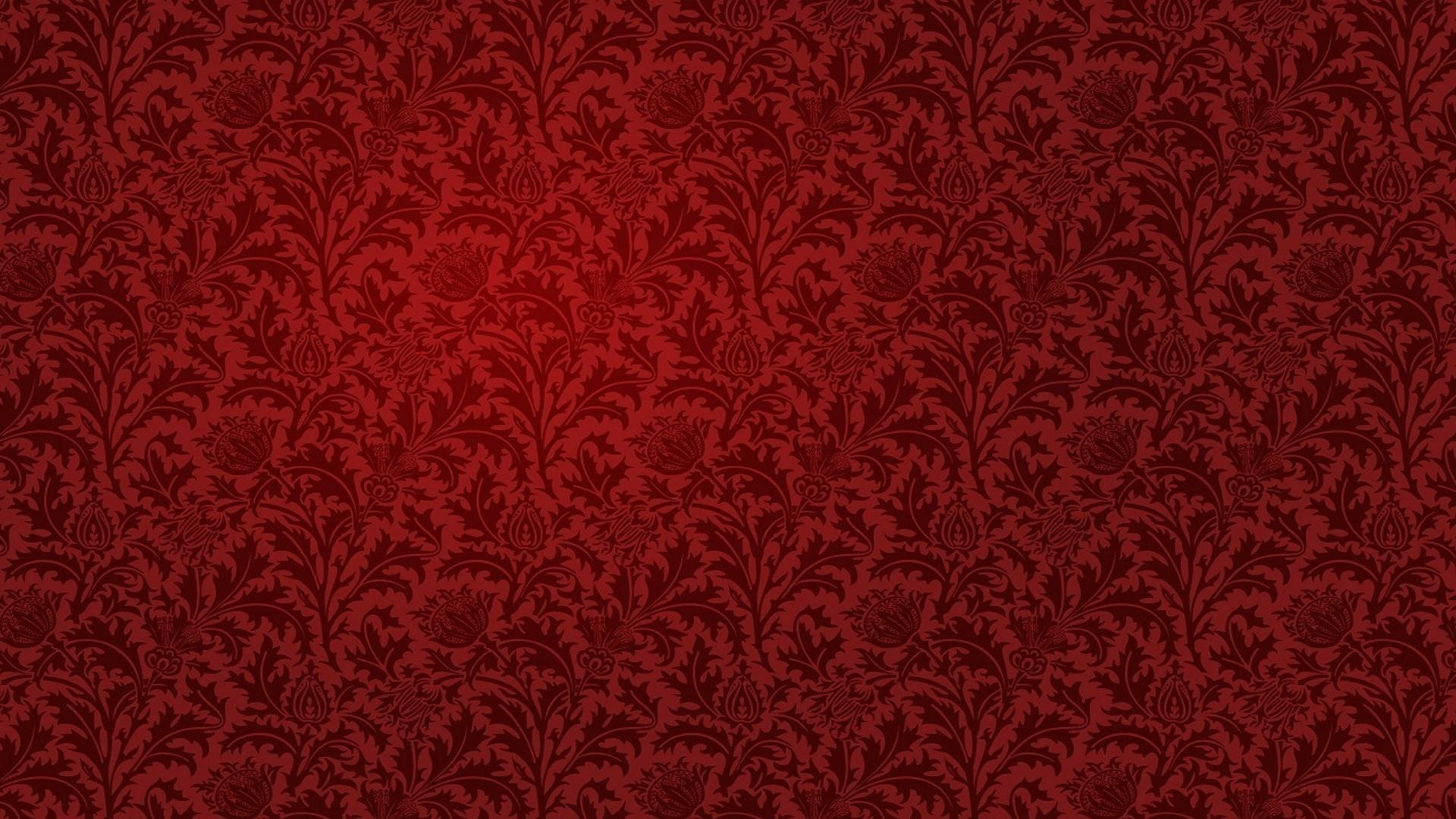 Wallpaper · Red Vintage Wallpaper Background Desktop