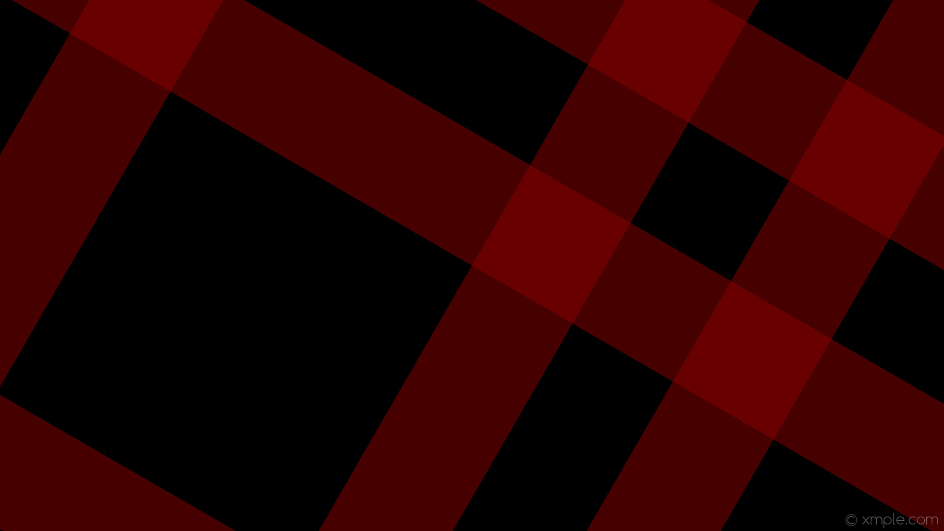 wallpaper dual black striped red gingham dark red #000000 #8b0000 60° 236px