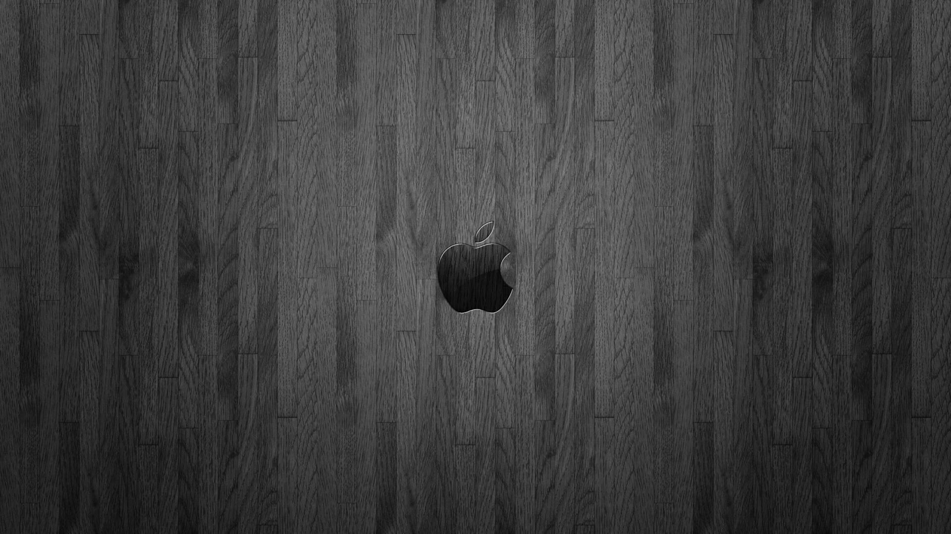 hd pics photos best beautiful apple logo texture gray wood hd quality desktop  background wallpaper