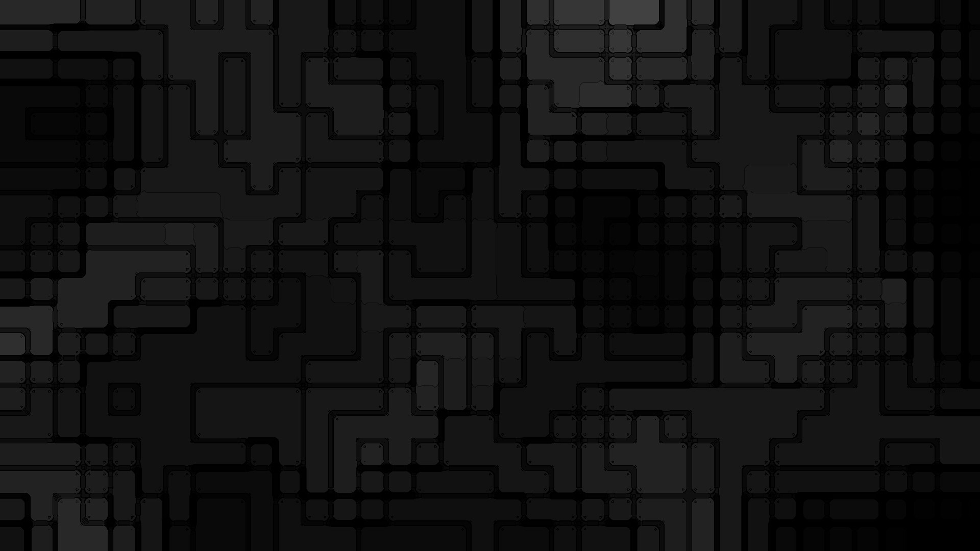 City And Gray Patterns Wallpaper