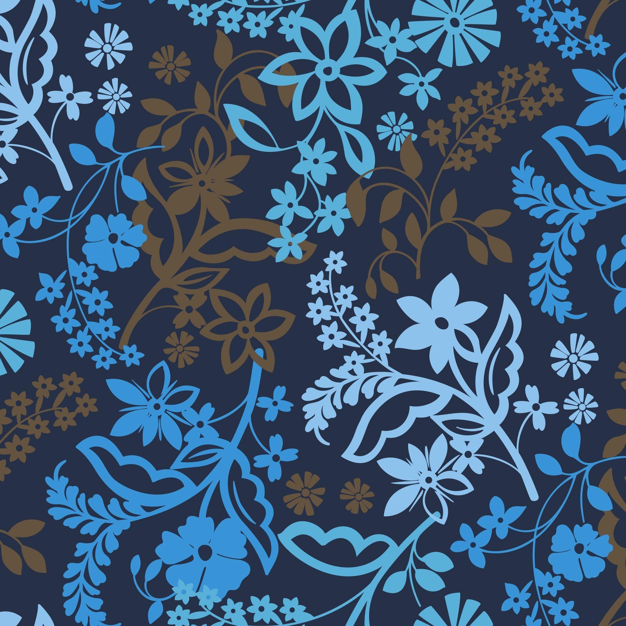 Java Floral Tablet Wallpaper Download