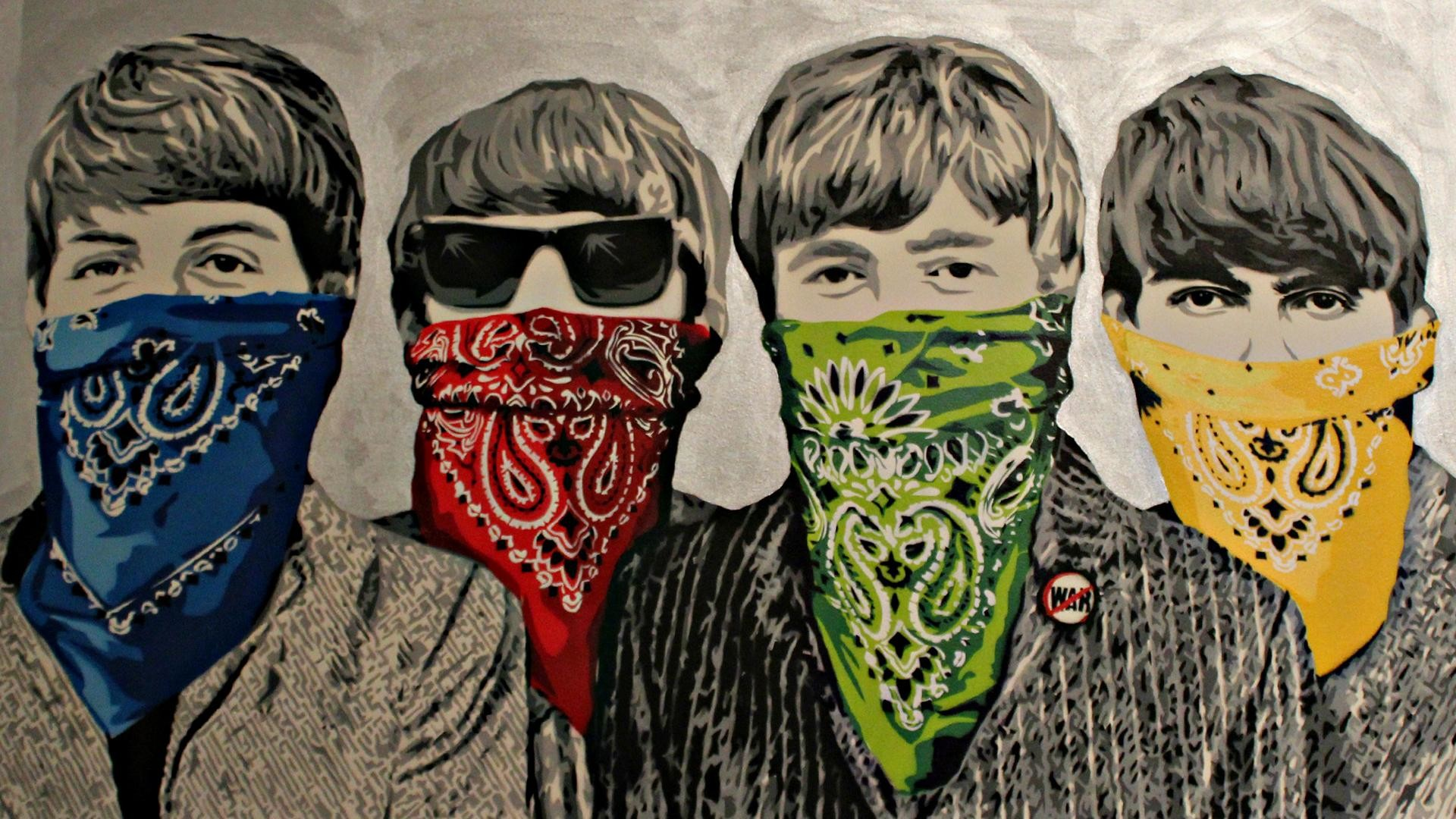 red bandana wallpaper hd …