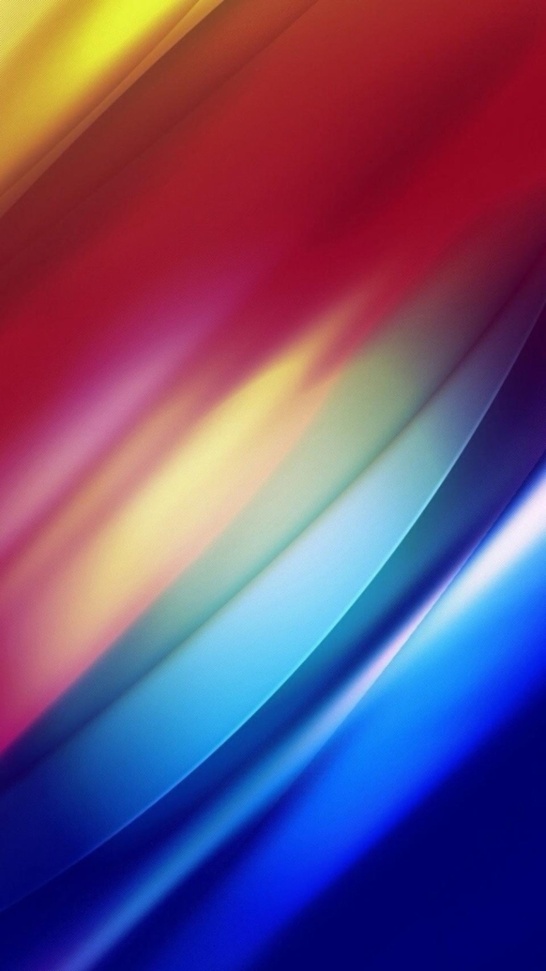 Abstract Colorful Gradation Light iPhone 6 wallpaper