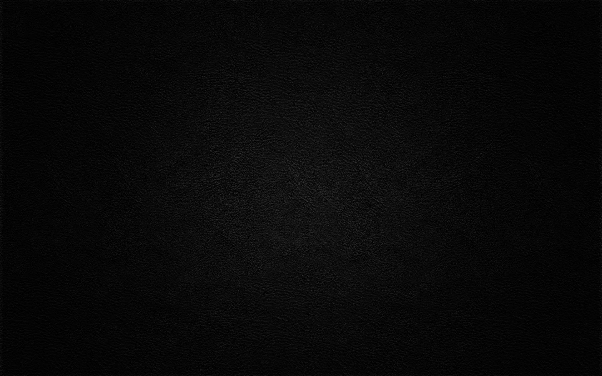 Plain Black 3D 22 Wide Wallpaper