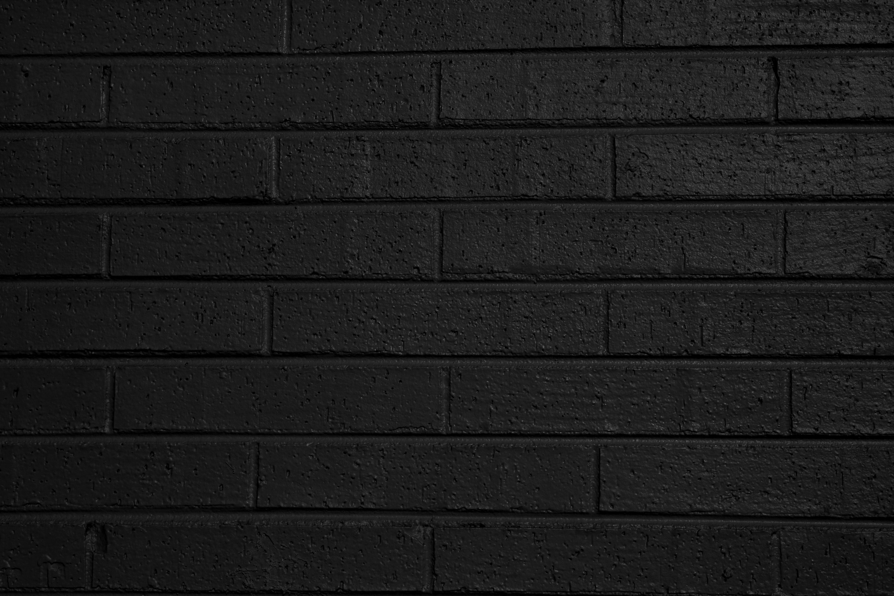 Plain Black 3D 4 Cool Hd Wallpaper