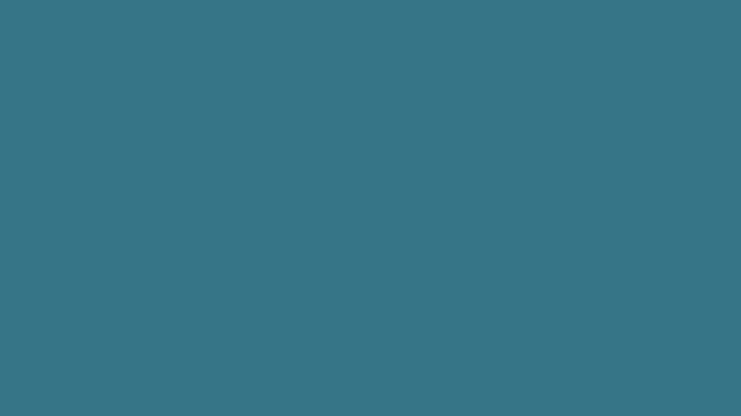 Solid Teal Blue Wallpaper 47198