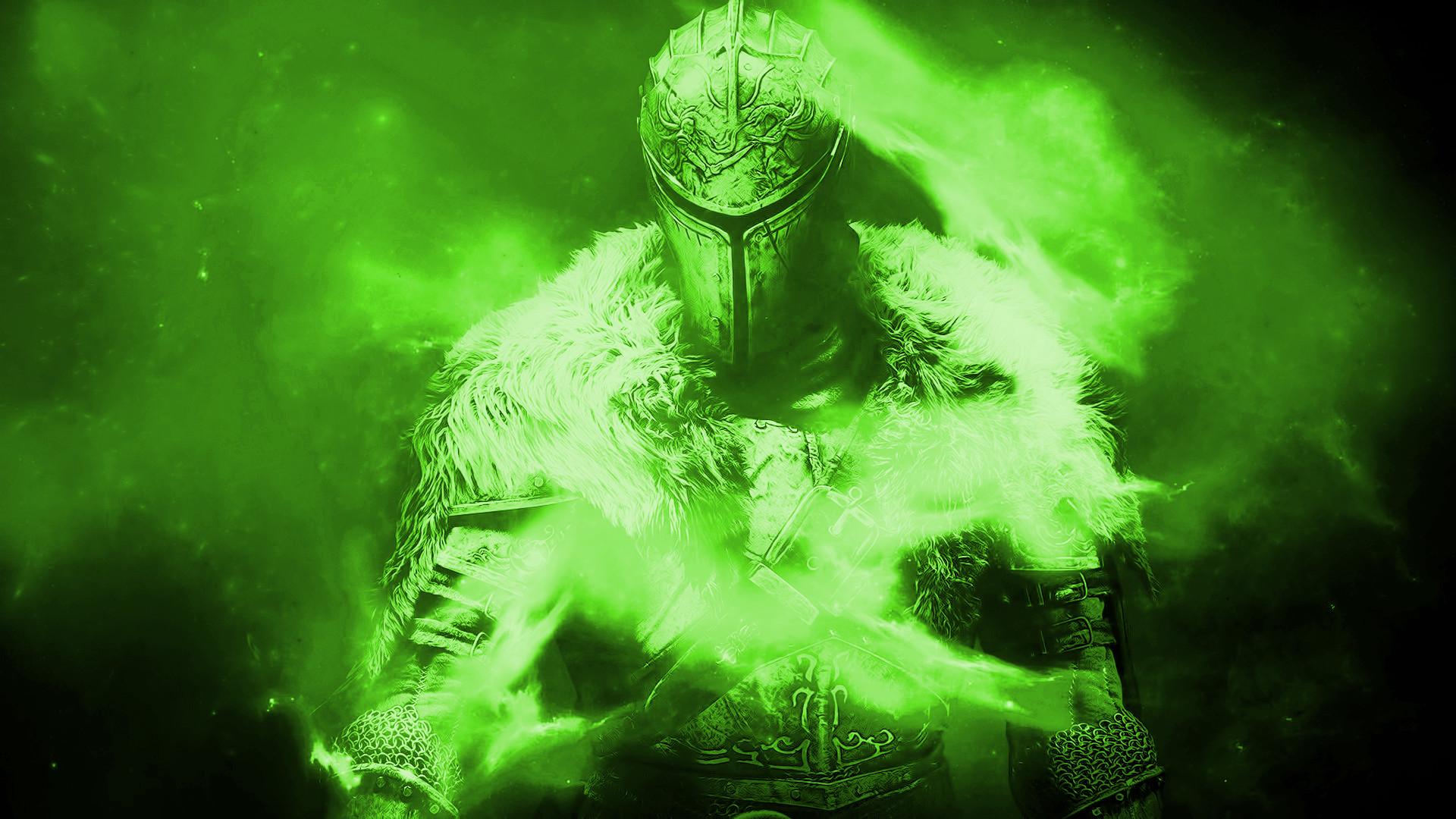 Flame Knight green by reeboker Flame Knight green by reeboker