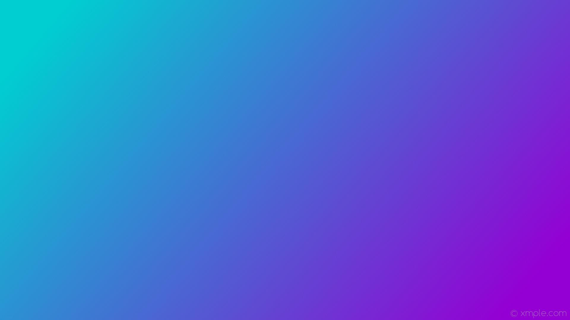 wallpaper gradient purple blue linear dark violet dark turquoise #9400d3  #00ced1 345°