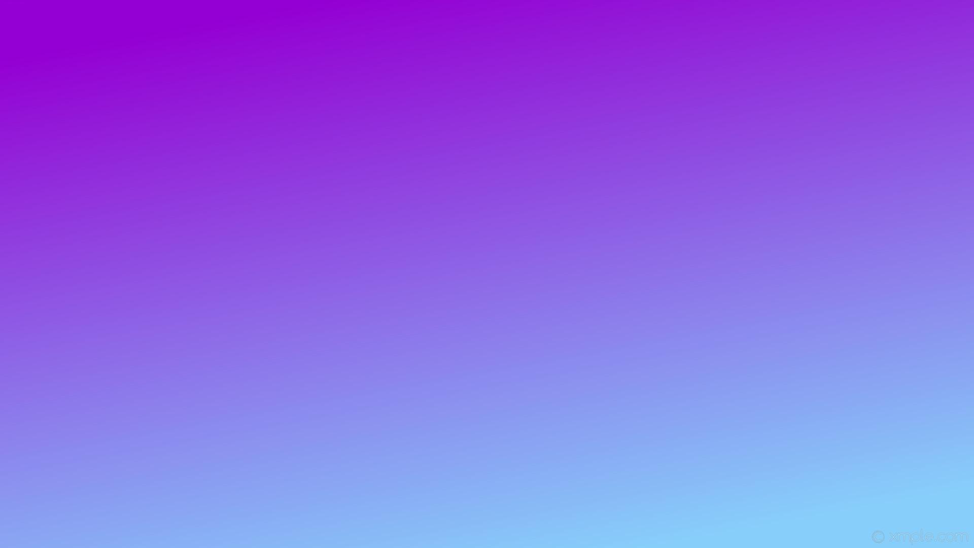 wallpaper gradient purple blue linear dark violet light sky blue #9400d3  #87cefa 120°