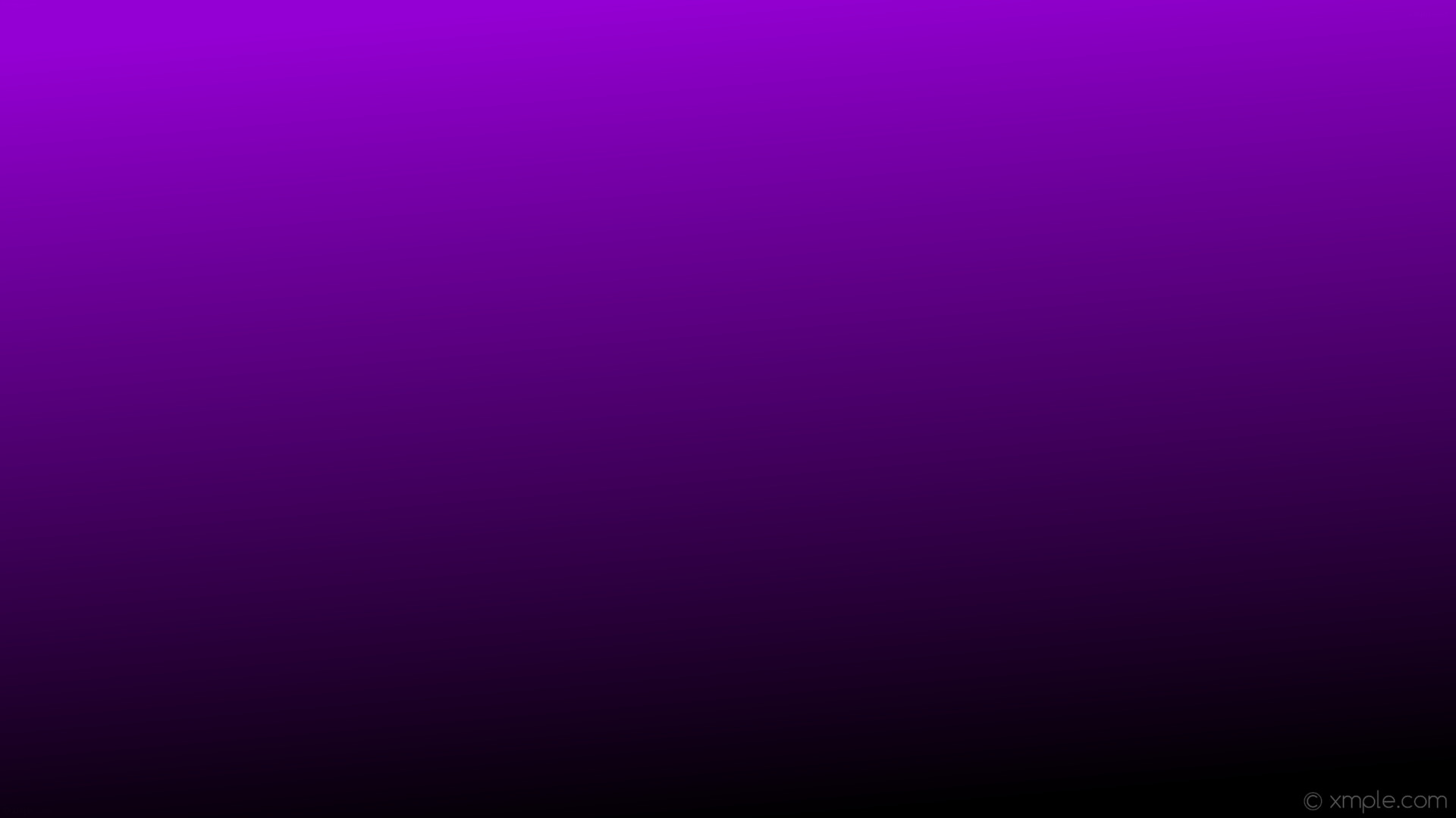 wallpaper purple black gradient linear dark violet #9400d3 #000000 105°