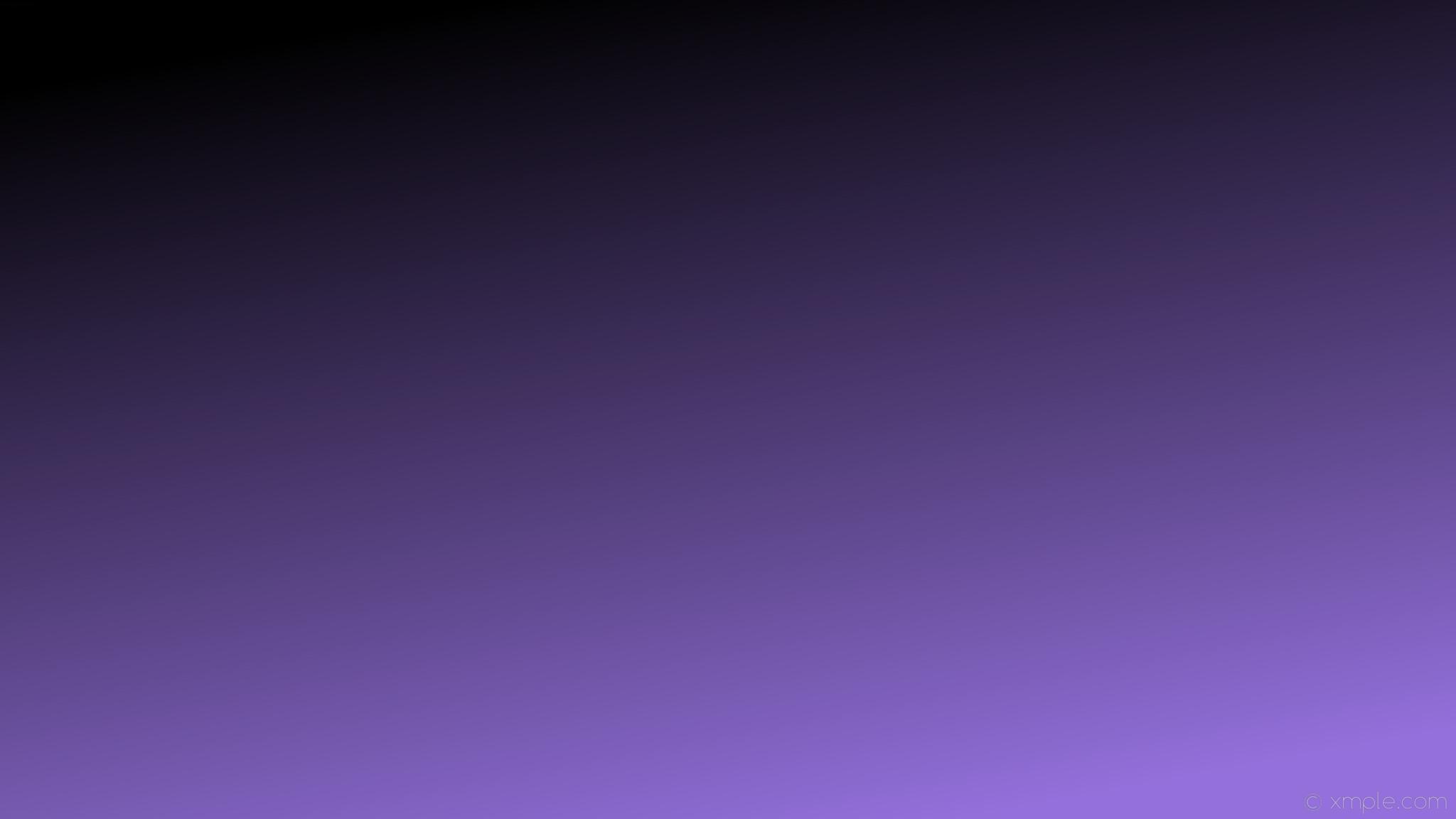 wallpaper black purple gradient linear medium purple #000000 #9370db 120°