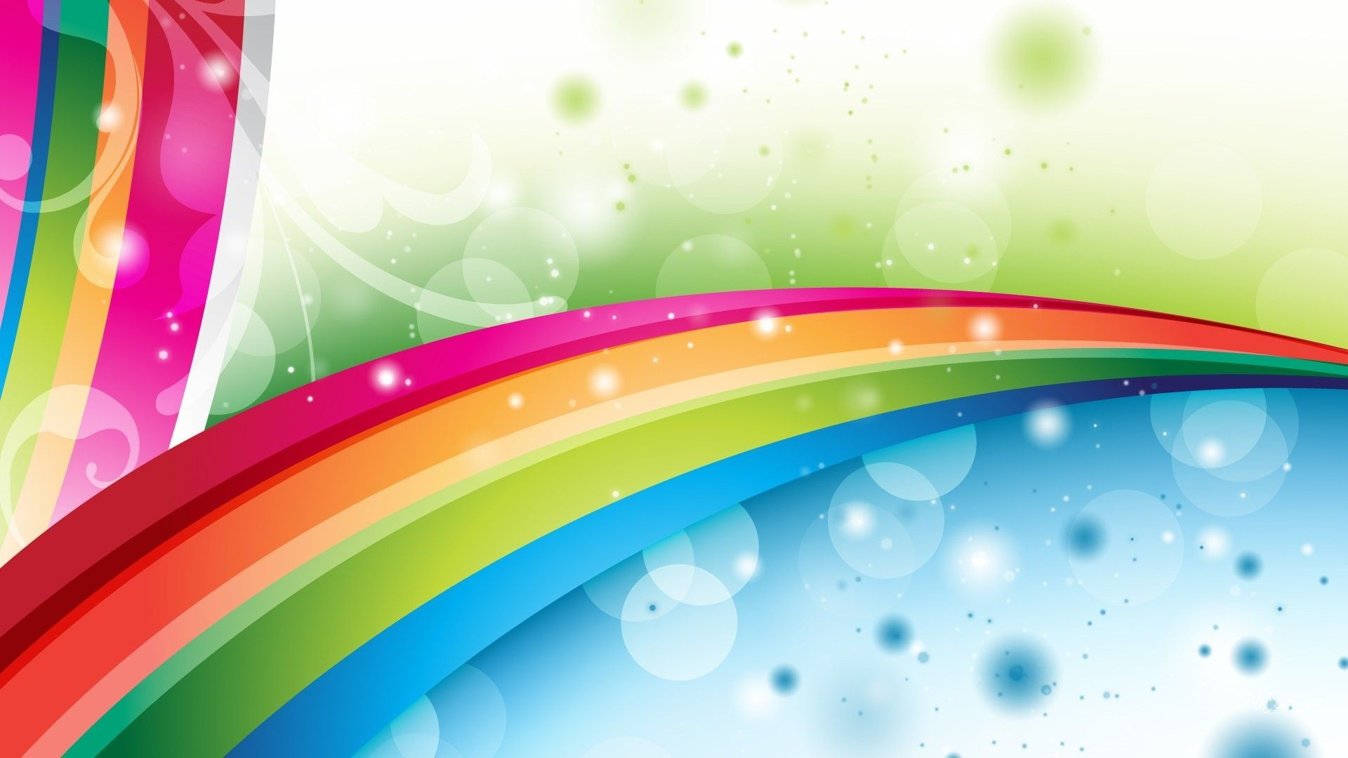 Rainbow Color Wallpapers – Wallpaper Cave