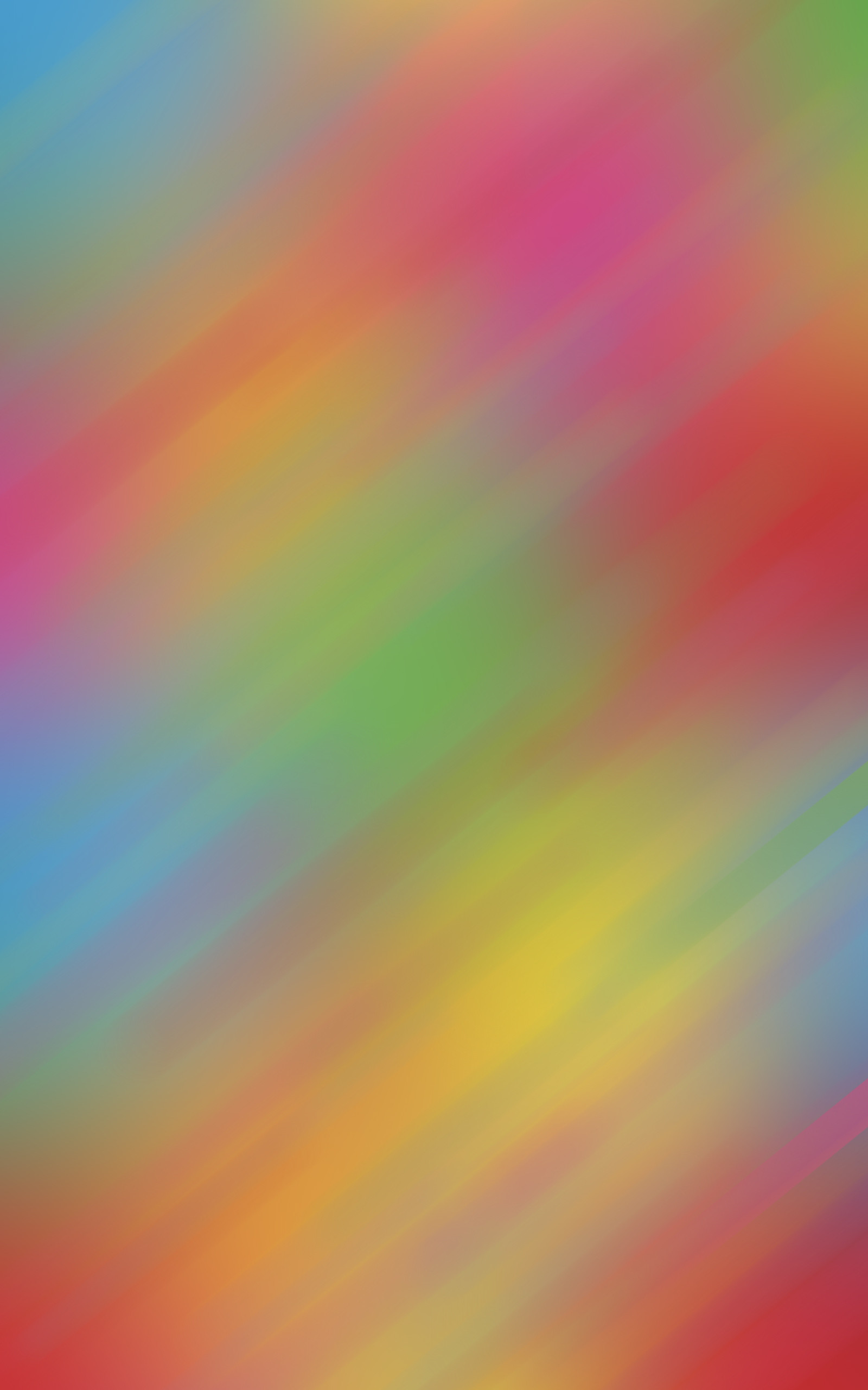Rainbow colored soft stripes Wallpaper