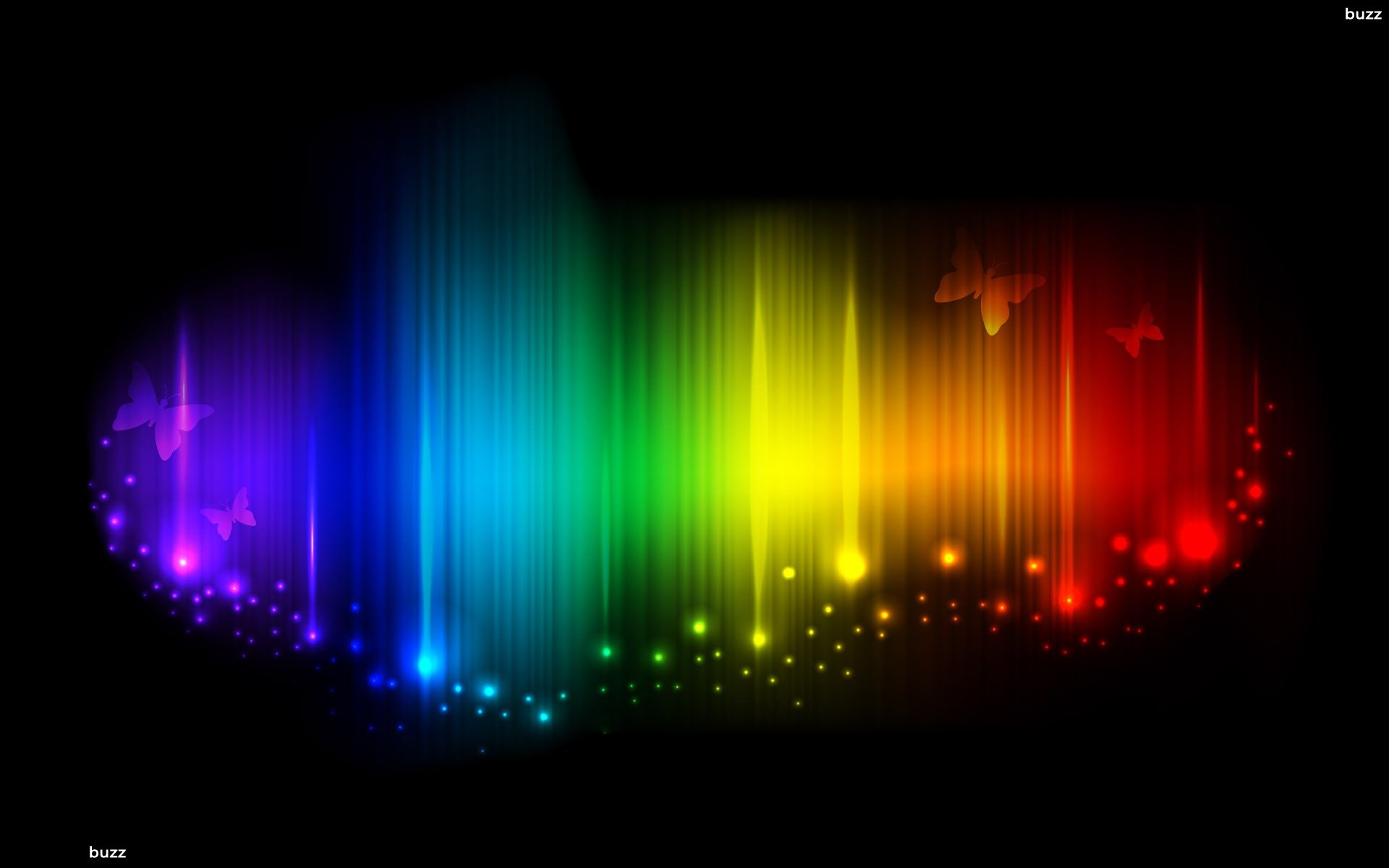 Abstract Backgrounds : The Colours of Rainbow – Rainbow Colors Abstract  Backgrounds 45