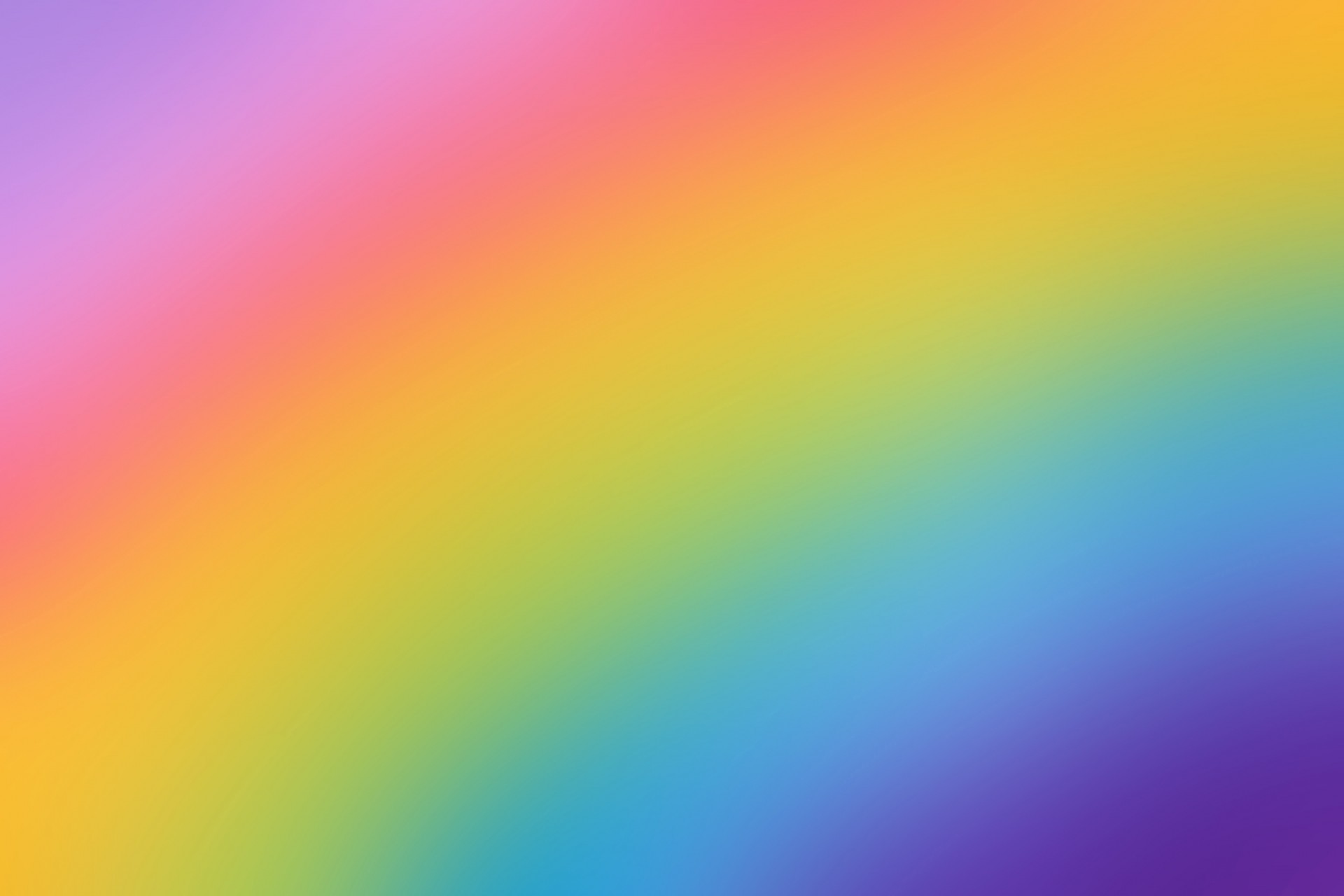 … Rainbow Colors Background …