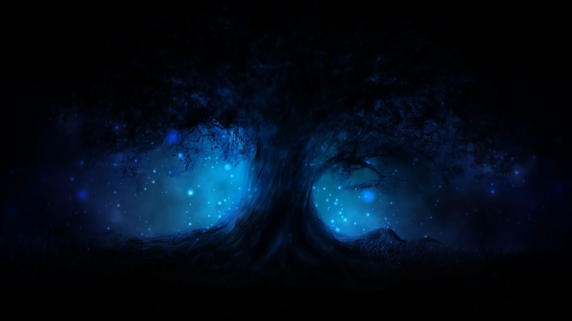 0 Black Light hd wallpapers Page 0 High Resolution Blue And Black  Backgrounds Group (7)
