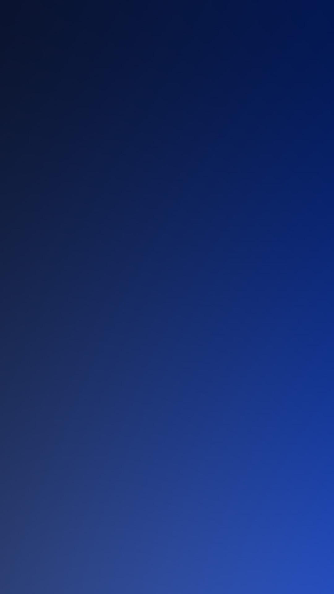 Pure Dark Blue Ocean Gradation Blur Background iPhone 6 wallpaper