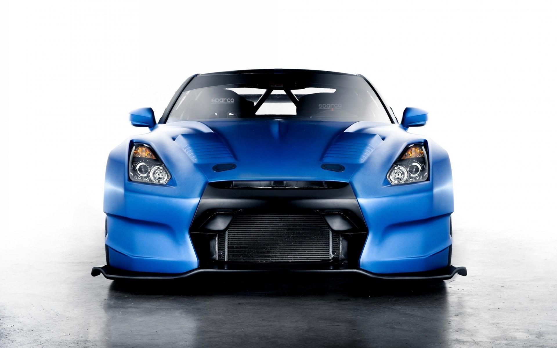 Blue Car HD