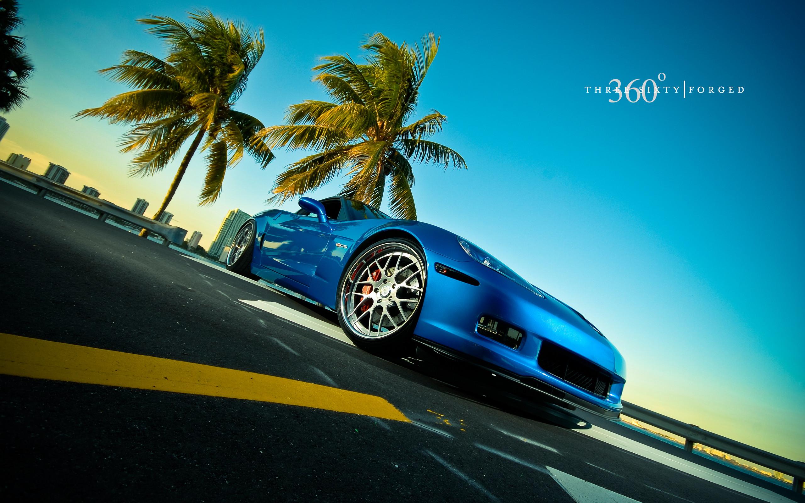 Corvette Z06 Jetstream Blue 3