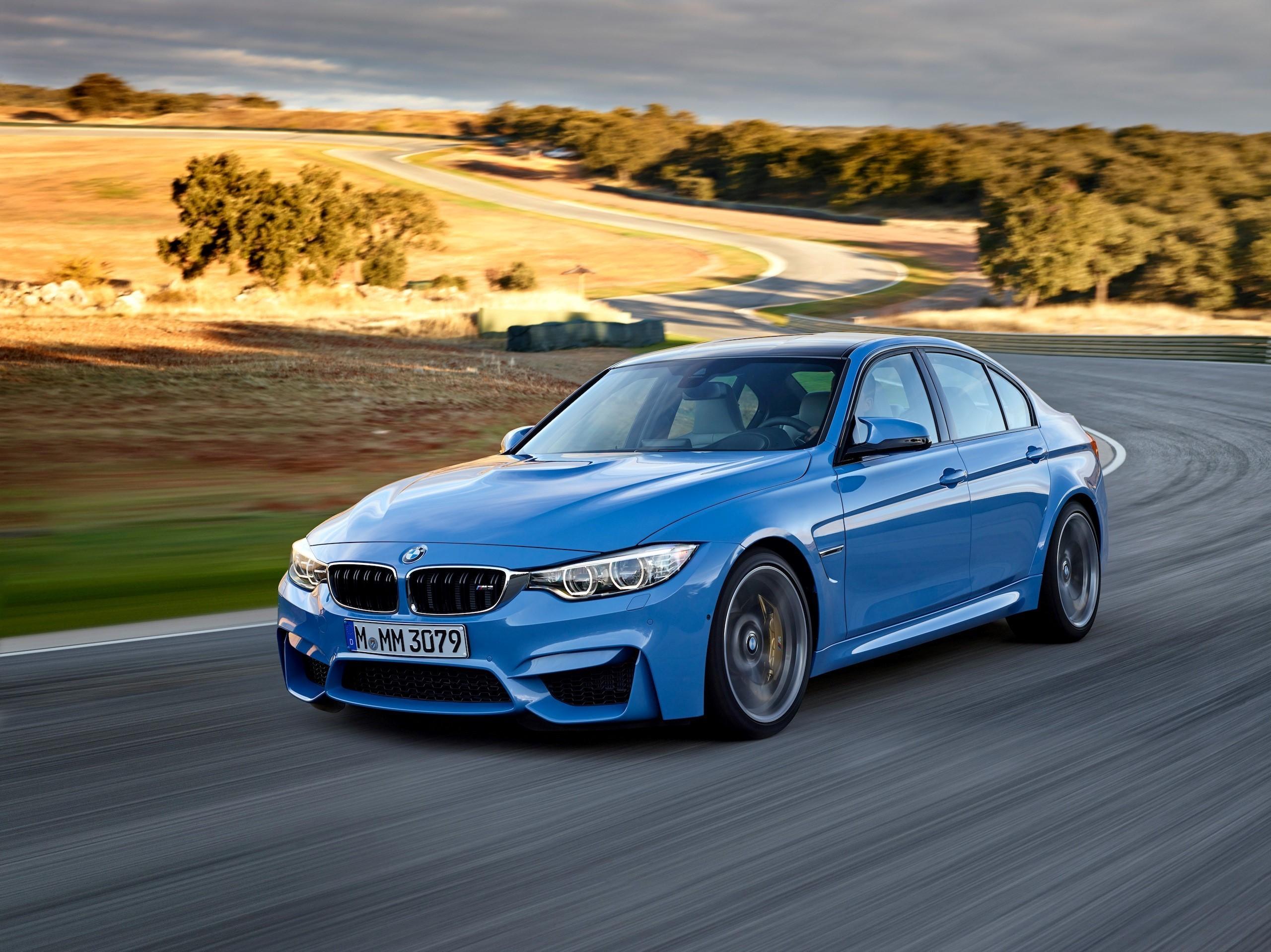 New Blue BMW M3 High Racing Car Wallpaper | HD Wallpapers