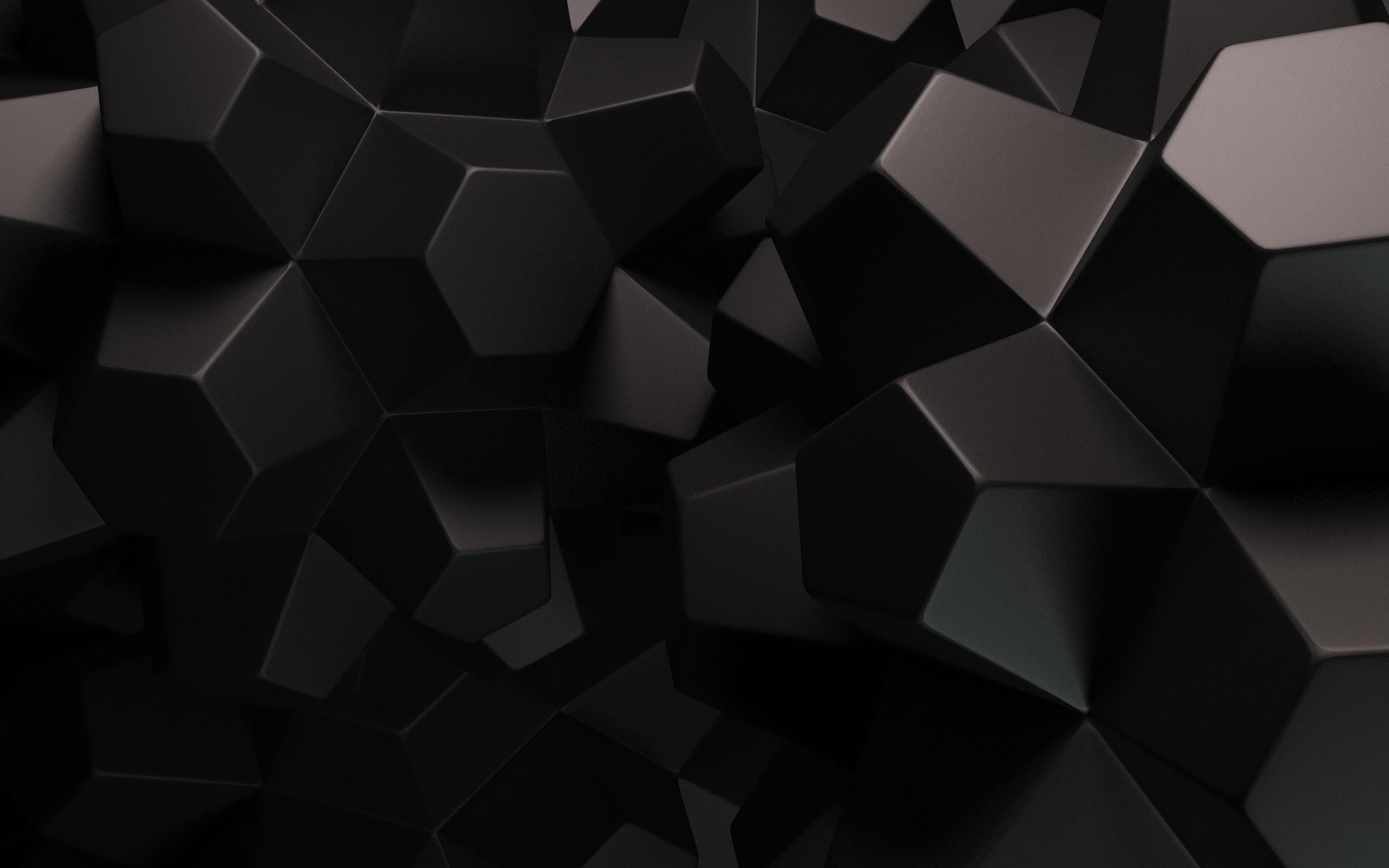 … Black Desktop Wallpaper …