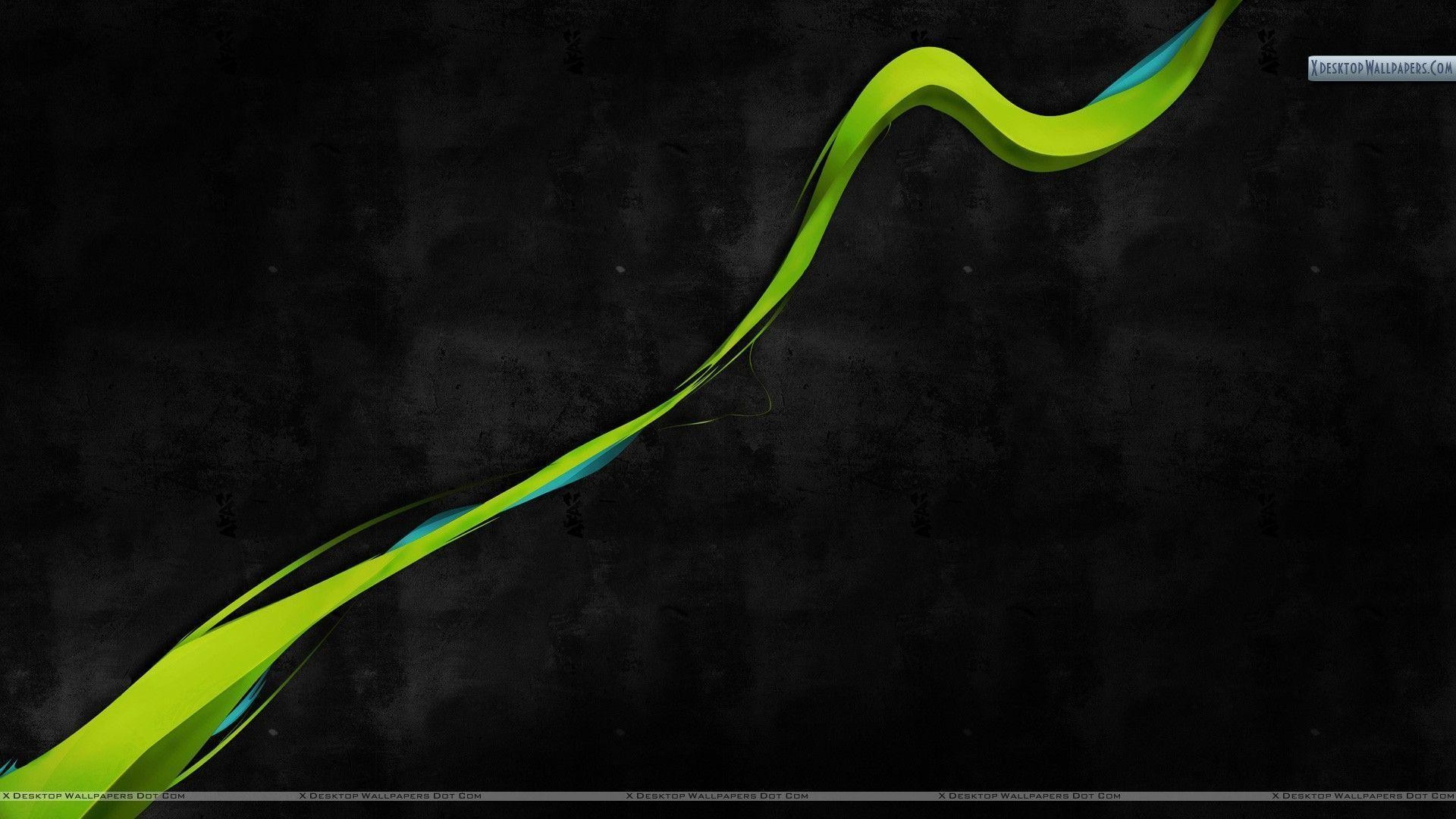 black background free hd download : Green And Black Backgrounds .
