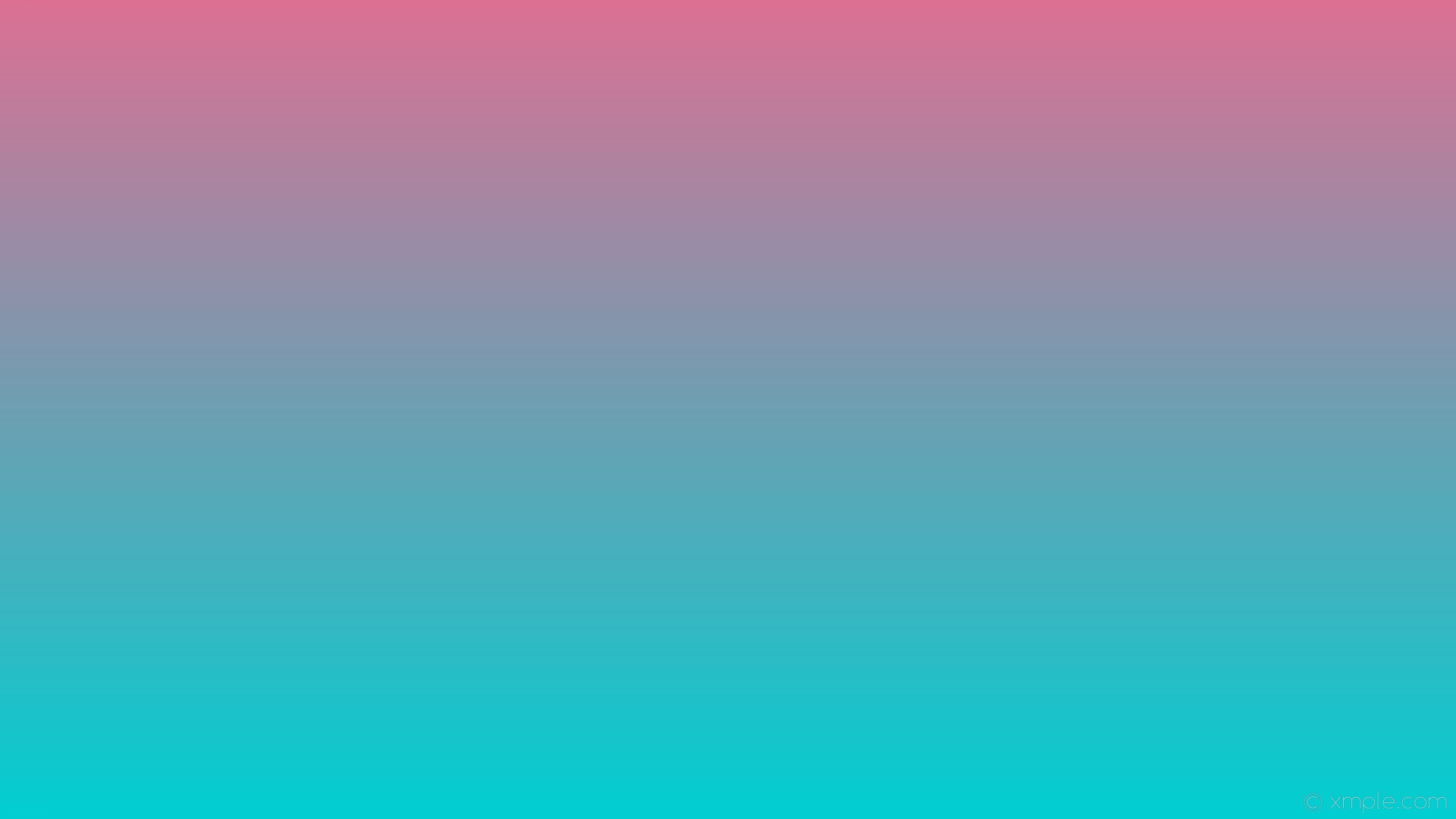 wallpaper blue linear pink gradient pale violet red dark turquoise #db7093  #00ced1 90°