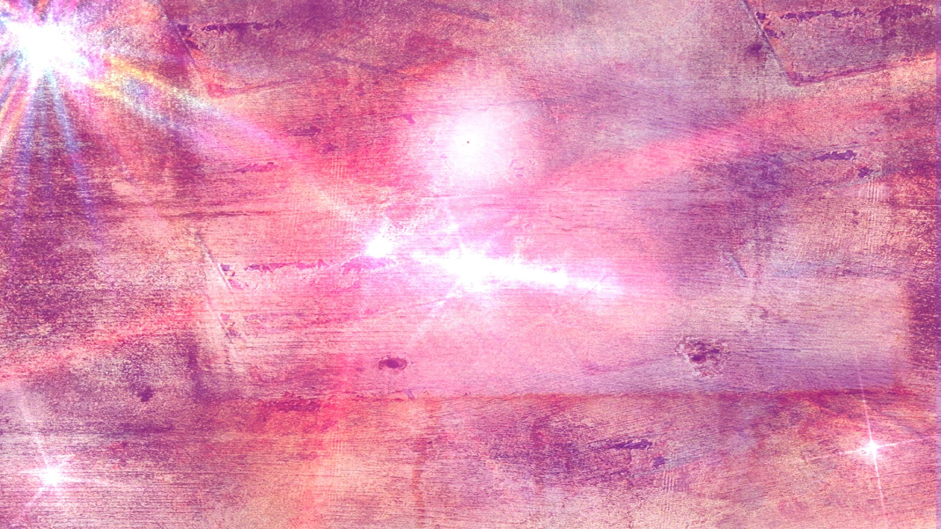 Organic Pink Purple Pattern Background with Lens Flares