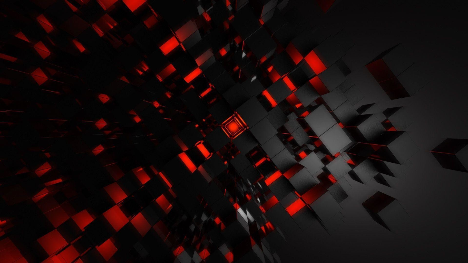 Wallpapers For > Cool Red Wallpapers Hd
