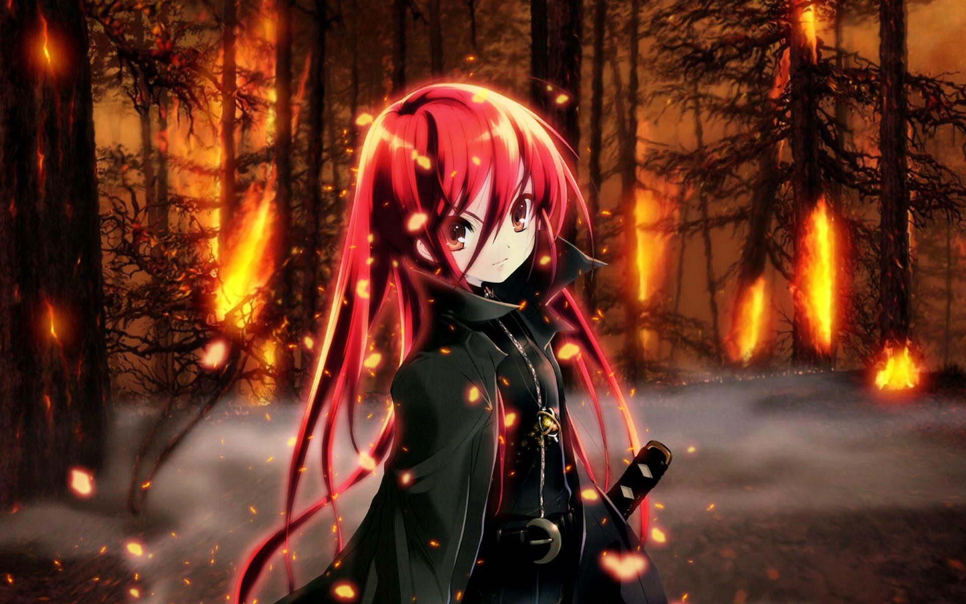 cool red hair wallpaper 35154