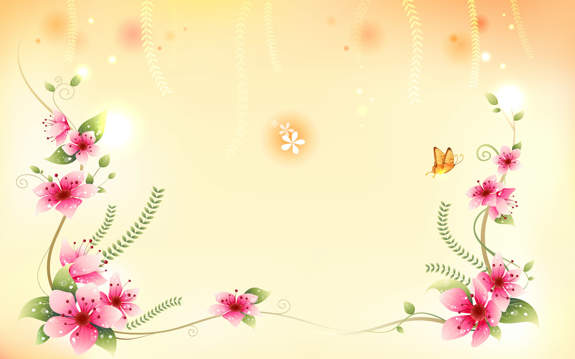 Flowers Design wallpaper – 552926