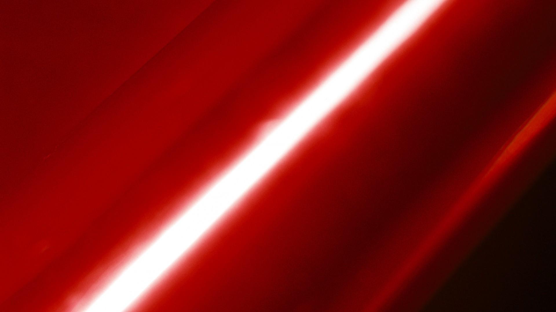 Wallpaper light, line, shiny, red