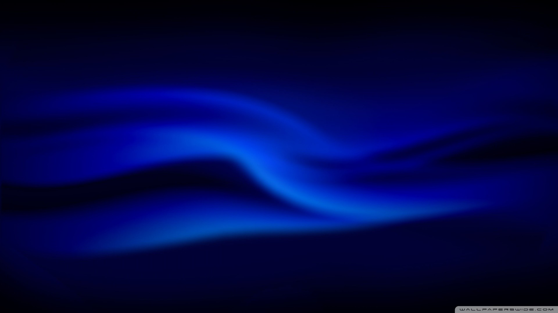 Dark Blue Aurora Wallpaper Dark, Blue, Aurora