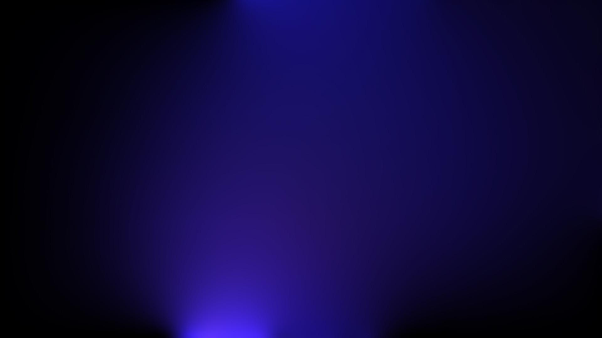 Dark Meets Blue desktop PC and Mac wallpaper