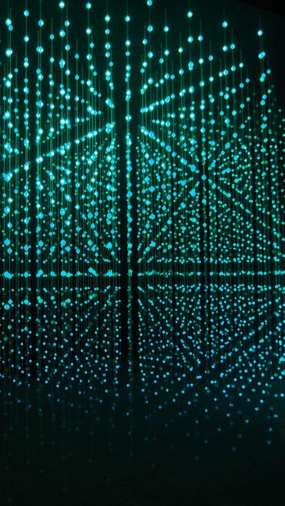 Wallpaper structure, light, dots, dark, glitter