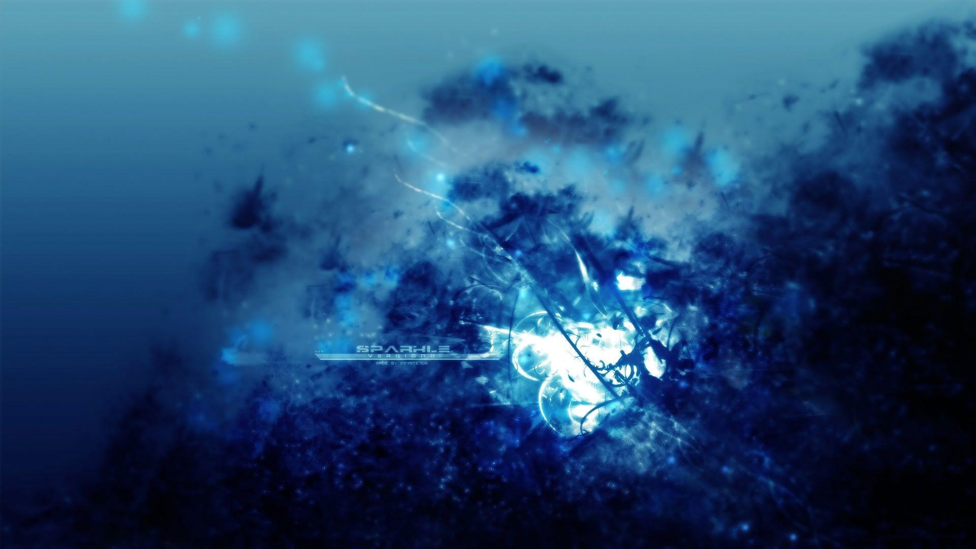 Light Blue Glitter Wallpaper – WallpaperSafari