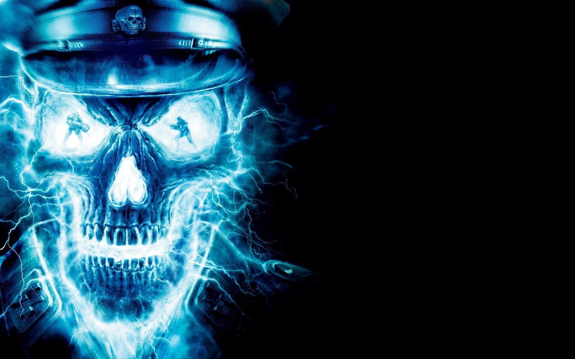 Skull Wallpaper Awesome Images adsro Yoanu