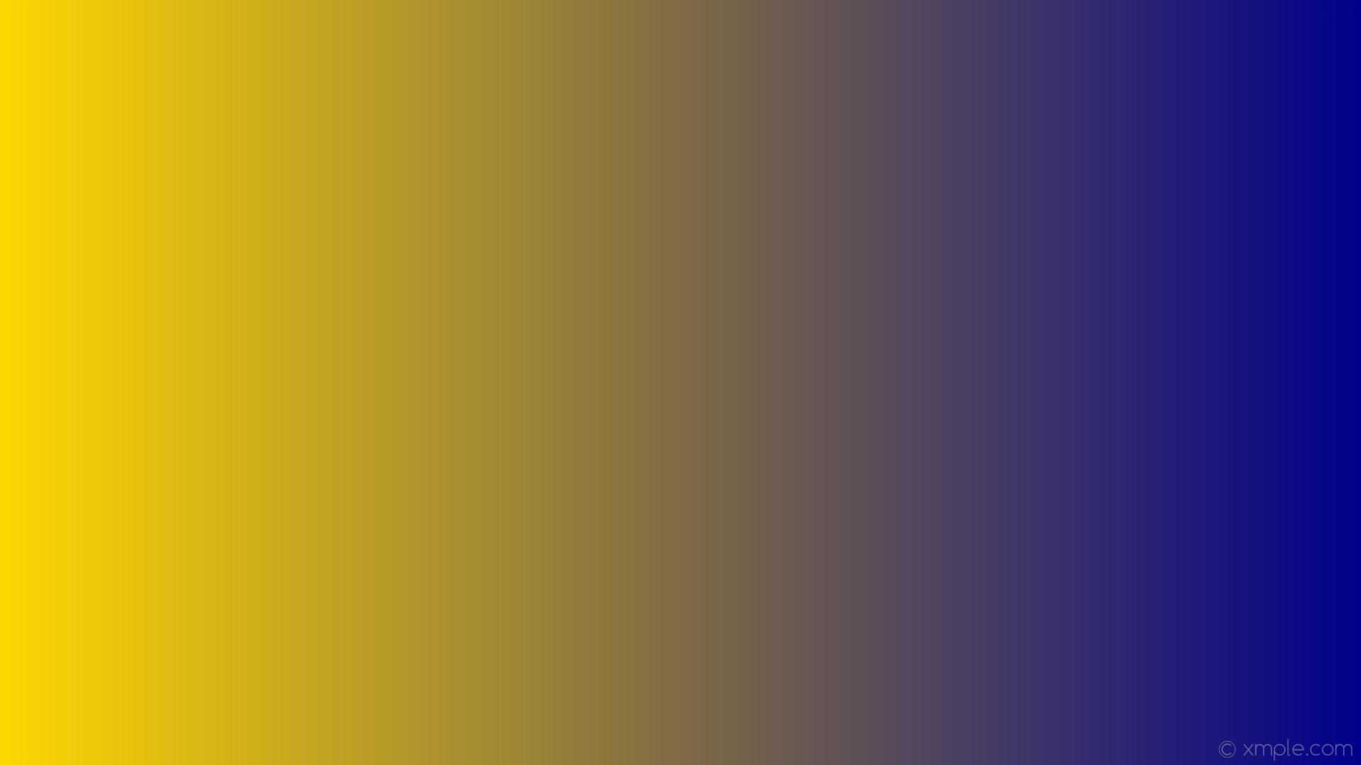 wallpaper yellow gradient linear blue gold dark blue #ffd700 #00008b 180°