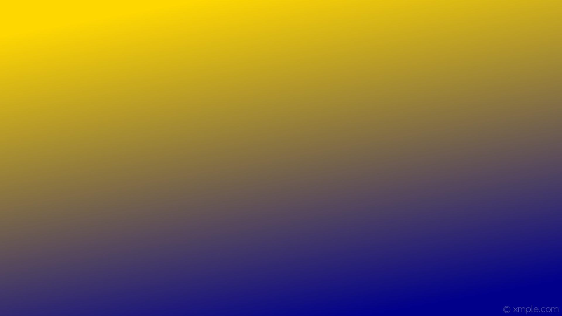 wallpaper blue yellow gradient linear dark blue gold #00008b #ffd700 300°