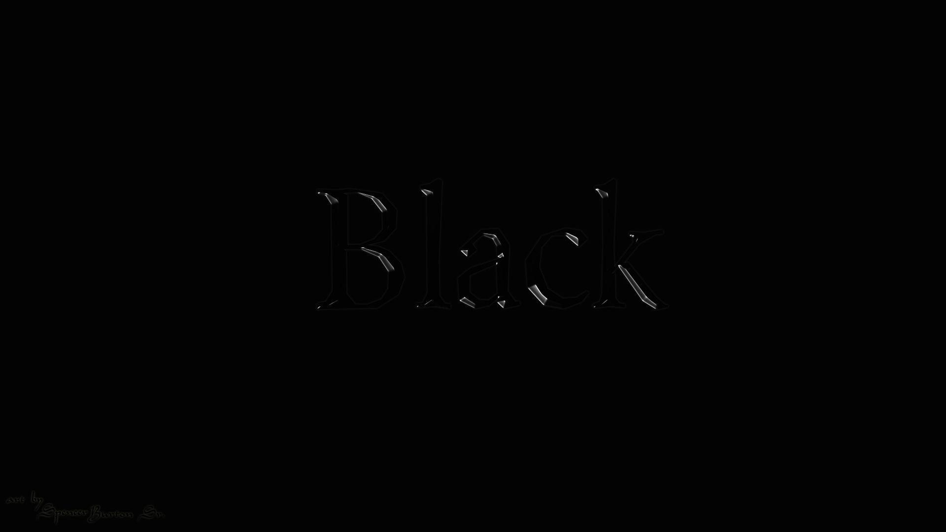 Black Wallpapers 1080p – Wallpaper Cave