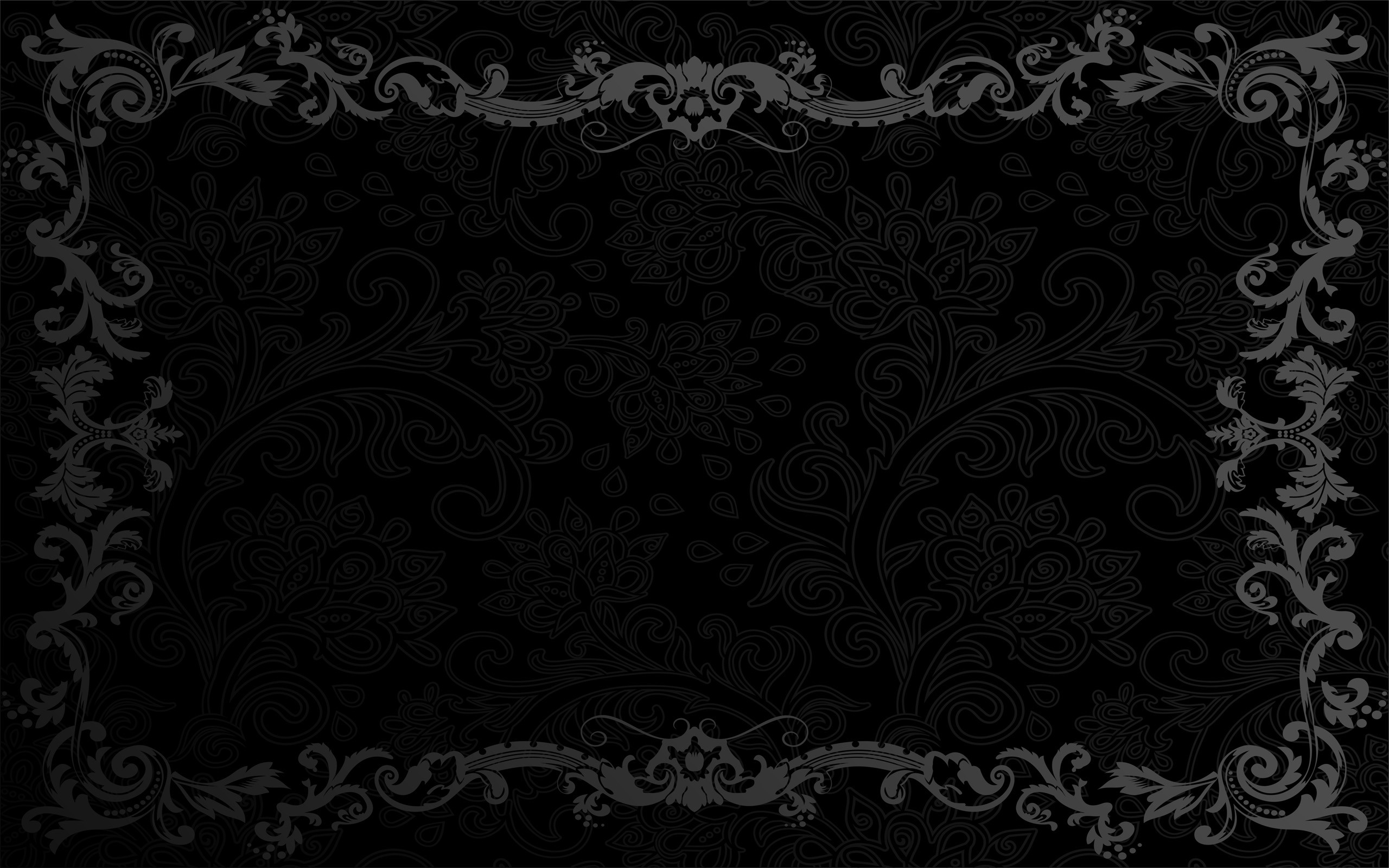 HD Wallpaper | Background ID:330082. Abstract Black
