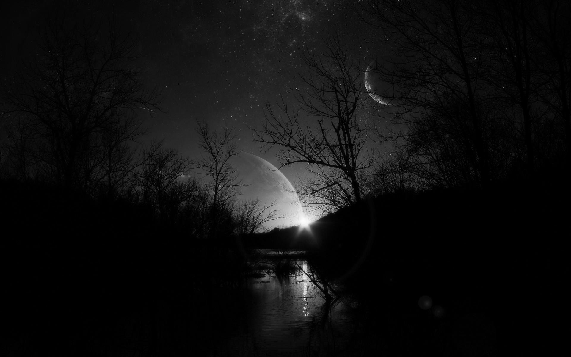 Amazing Dark Backgrounds
