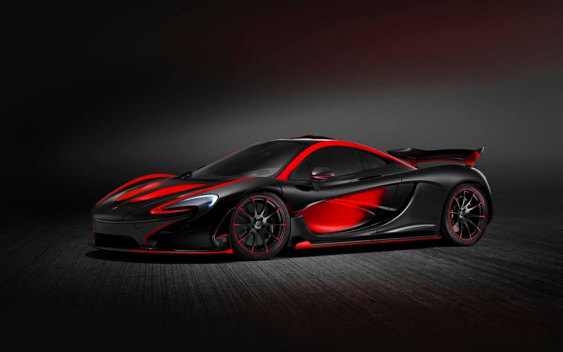 Black-And-Red-HD-Photo