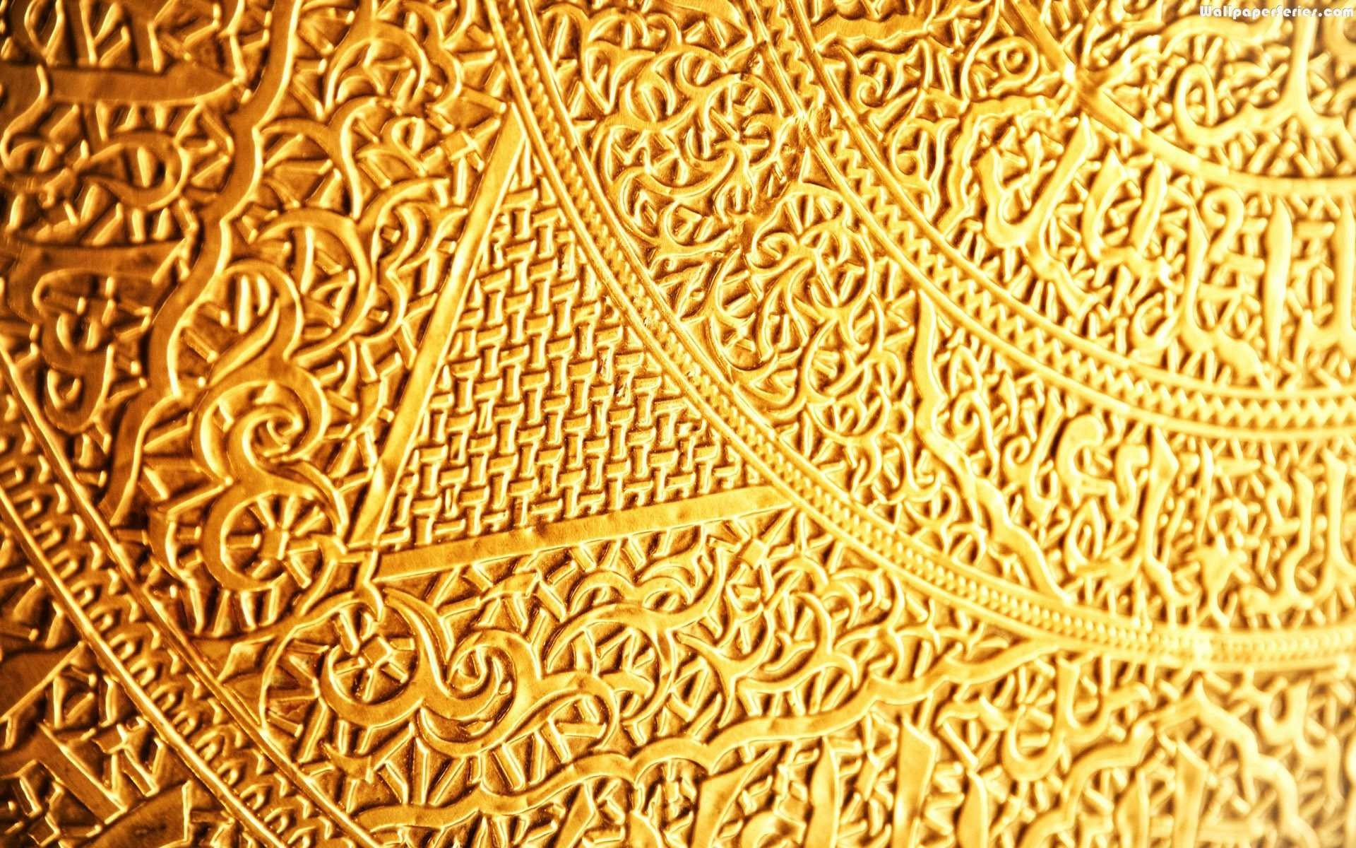Awesome Gold Colour Wallpaper Background About Gold Wallpaper