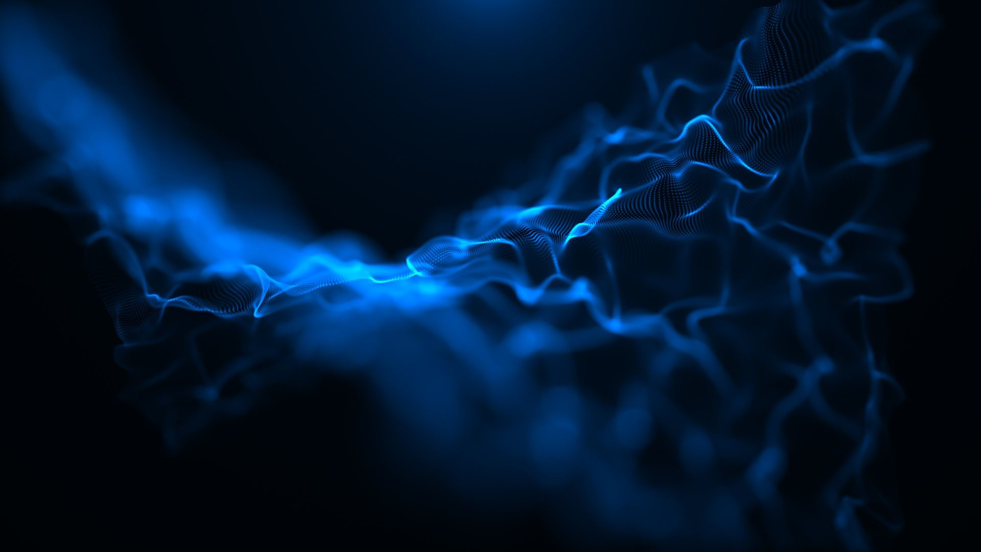 Abstract: Blue Form, desktop wallpaper nr. 62180 by emil1213