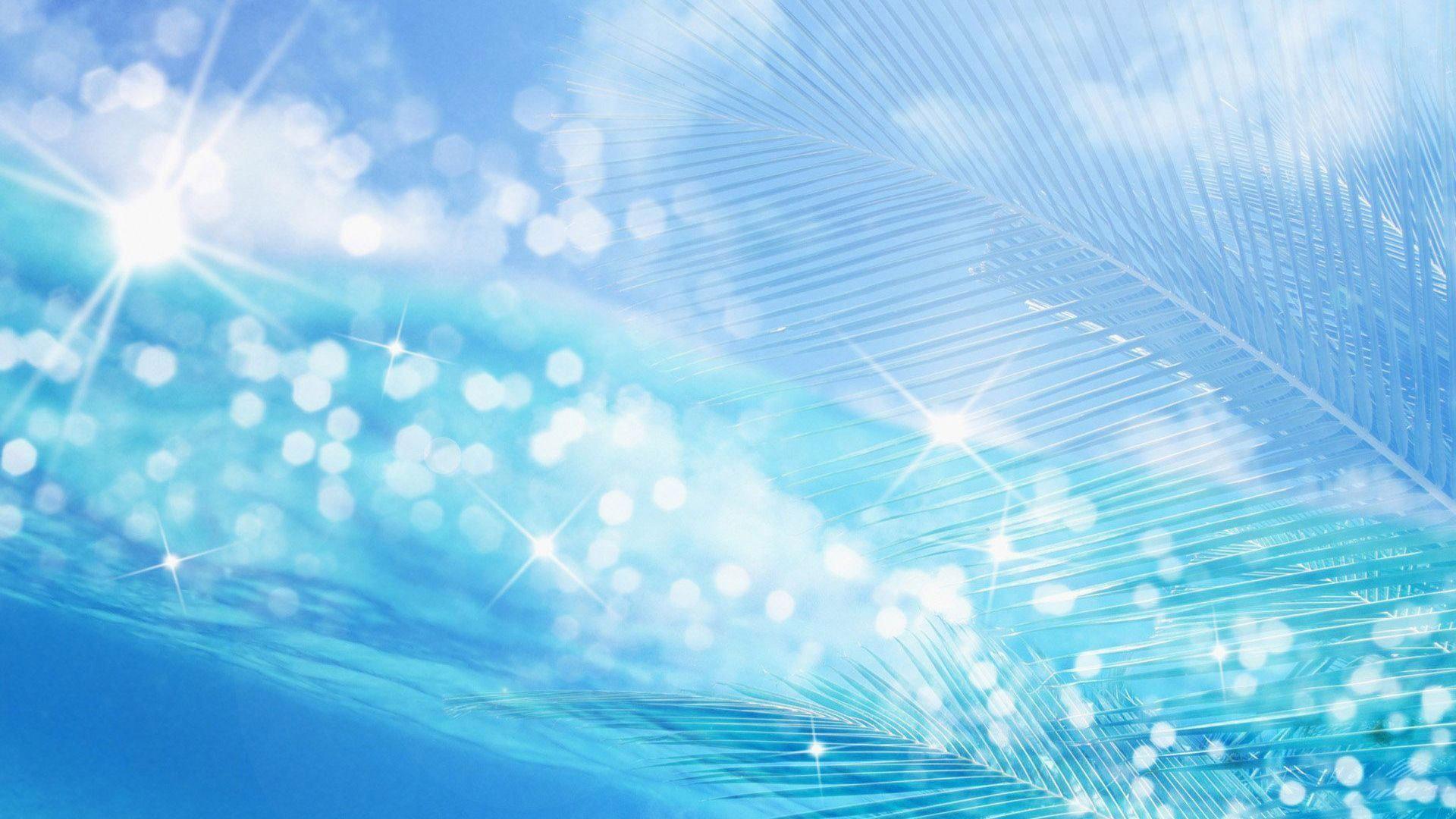 wallpaper.wiki-Light-blue-sparkle-wallpaper-1080p-PIC-